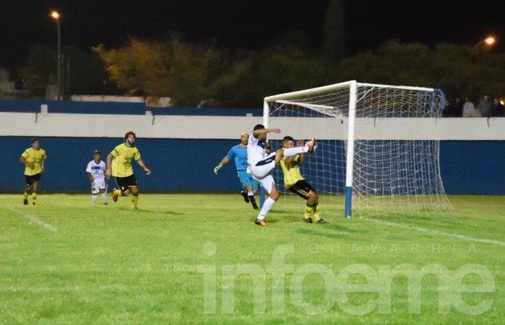 Agónico triunfo de Racing en Olavarría, derrota de Embajadores en Azul