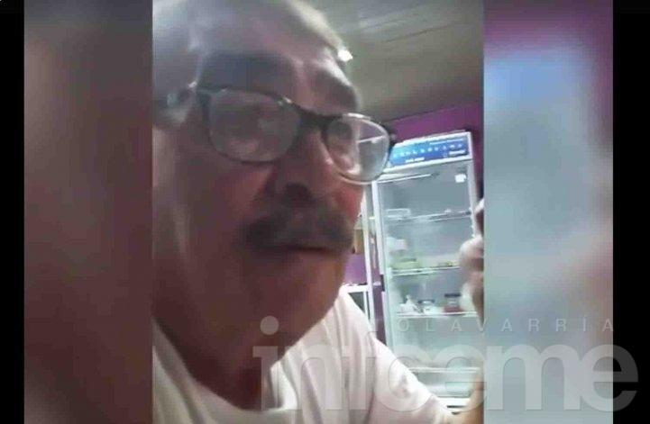 Impactante video: mujer acusa a su padre de haberla abusado sexualmente durante 18 años en Olavarría