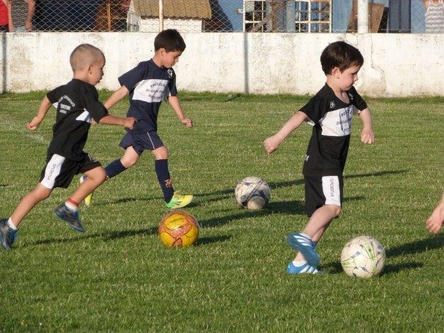 El Fortín: se pone en marcha la Escuelita de Fútbol