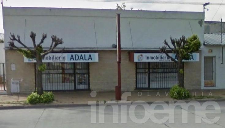 Asaltaron a mano armada una inmobiliaria y se robaron 20 mil pesos