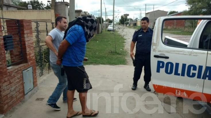 Vuelven a detener en Tandil a acusado de intento de robo en una distribuidora