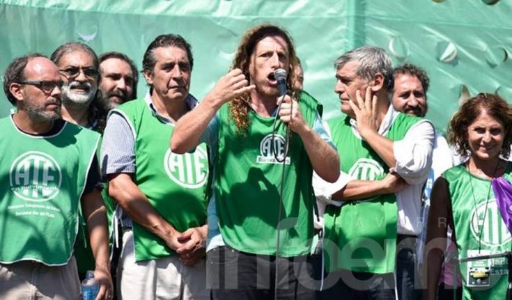 """""""Que Vidal no viole la ley y devuelva los descuentos por paro"""""""