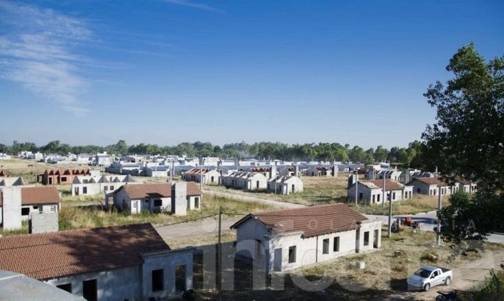 Más de 1200 personas ya se inscribieron para las viviendas del barrio Pickelado