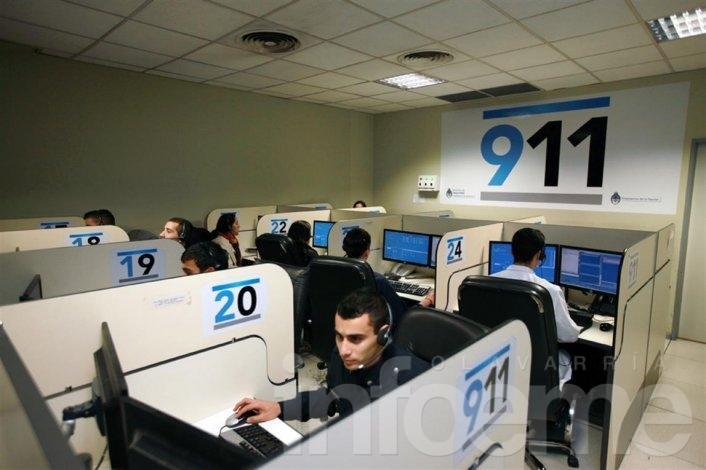 Llamados al 911 y 101 desde Olavarría ahora son atendidos en Mar del Plata