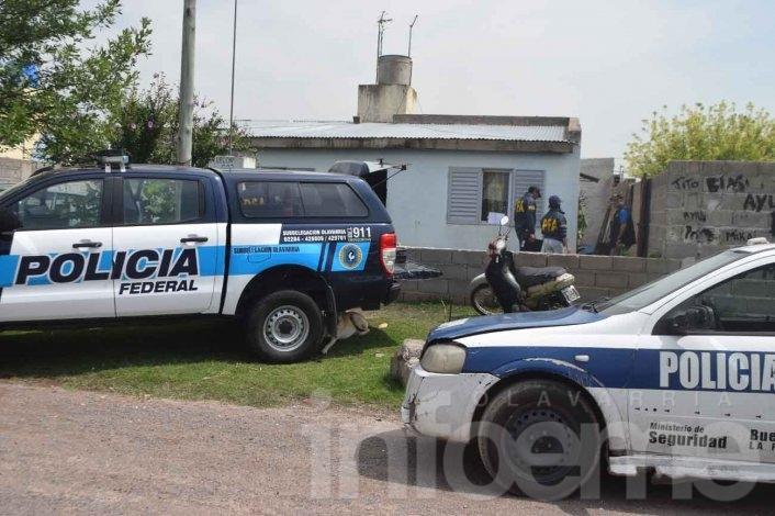 Barrio Facundo Quiroga II: Secuestran cerca de cien plantas de marihuana