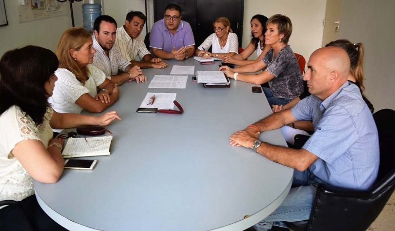 Eseverristas piden a Galli que gestione obras escolares