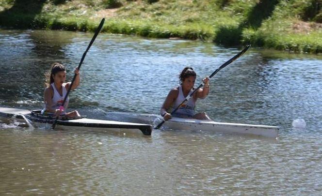 Estudiantes se lució en Azul en una nueva regata