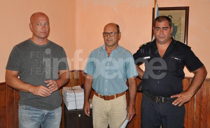 Sierra Chica: vecinos se reunieron con autoridades policiales y pidieron más seguridad