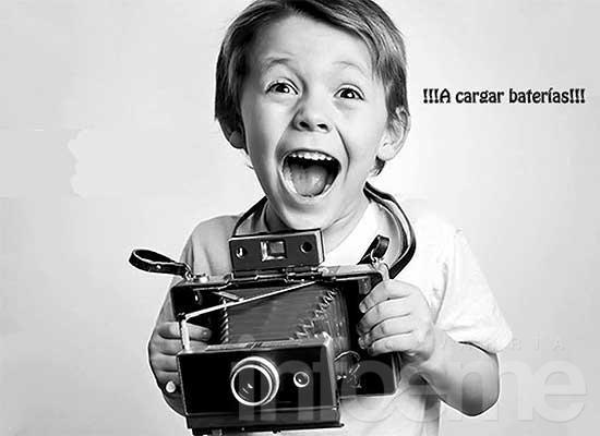 Iniciación fotográfica para niños en el Fotoclub