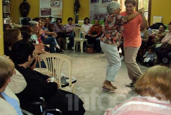 Encuentro por el Día de la mujer trabajadora en Espigas