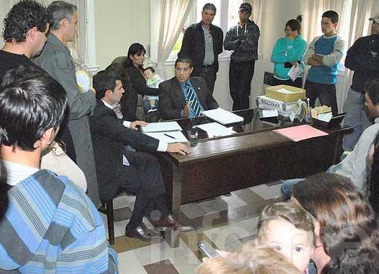 Comienza juicio por ocupación del Barrio Químico