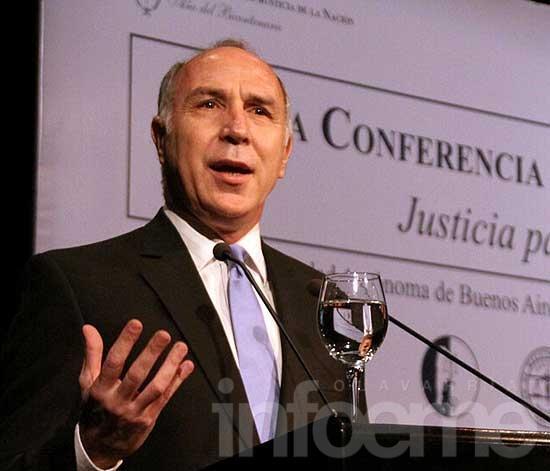 Ricardo Lorenzetti participará del II Encuentro Provincial de Dirigentes en Azul