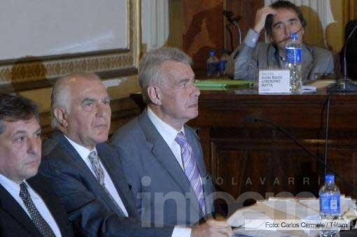Comenzó el jury al juez federal de Mar del Plata Pedro Federico Hooft