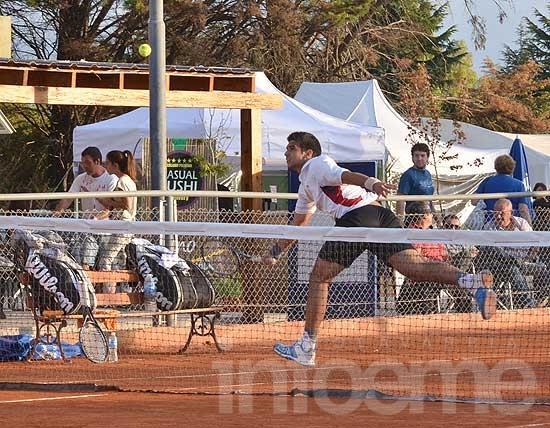 """Comenzó el Future de tenis """"Ciudad de Olavarría"""""""
