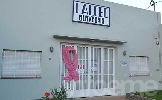 Comienzo de actividades en Lalcec Olavarría