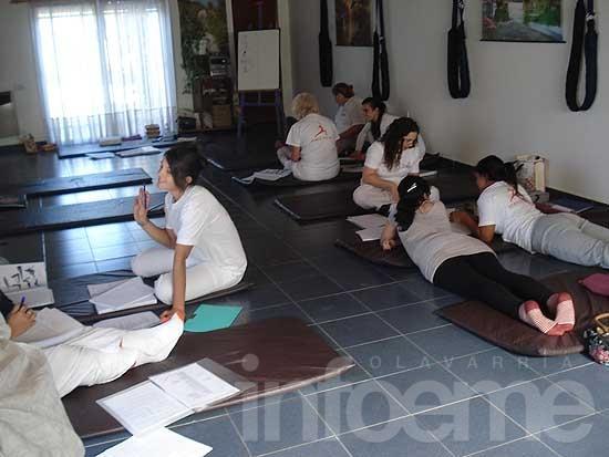 """Se inician los cursos y talleres de Yoga """"Ser Libre"""""""