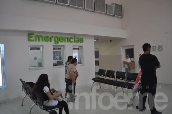 """Realizarán una """"encuesta de Satisfacción del Paciente"""" en la guardia del Hospital"""