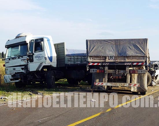Camionero local involucrado en fatal accidente en Tapalqué