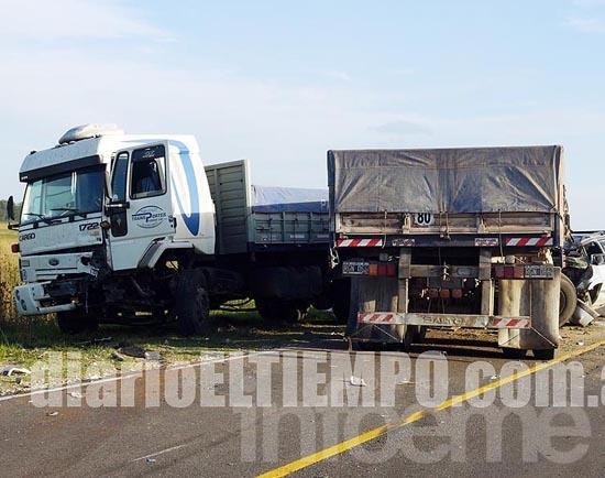 Camionero local involucrado en fatal accidente en Tapalqué