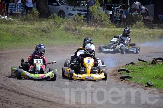 El Karting tuvo una gran apertura de temporada