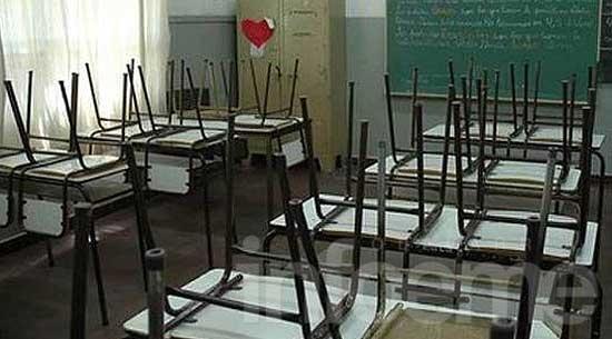 El paro docente mantiene un altísimo acatamiento