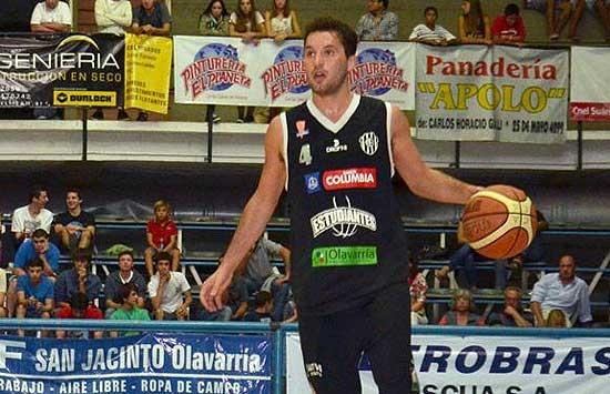 """Luciano Tantos: """"Se viene lo mejor del torneo"""""""