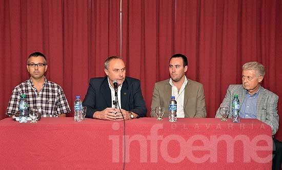 Firman convenios entre Loma Negra, Municipio e instituciones de la Ciudad