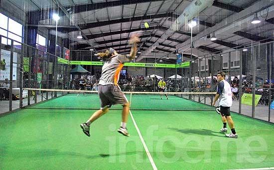 Padel: nivel excepcional en la Copa Gobierno Municipal