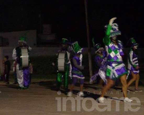 Los carnavales se celebraron en Recalde