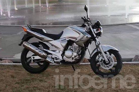 Piden información sobre moto robada