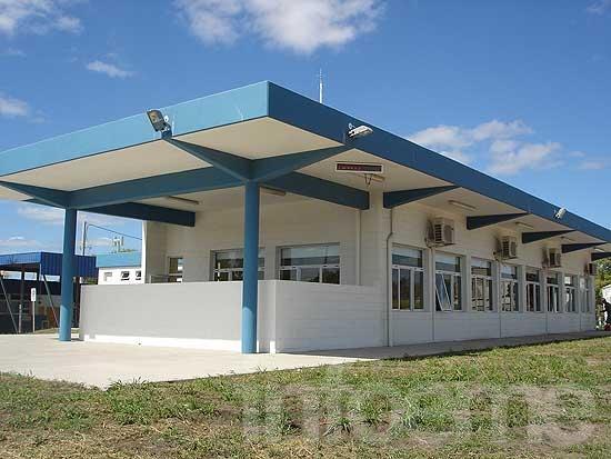 Loma Negra inaugura un centro de servicios para transportistas