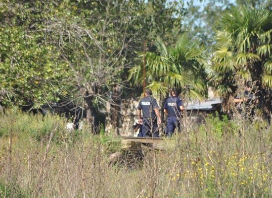 Ladrones se enfrentaron a los tiros con policía de civil