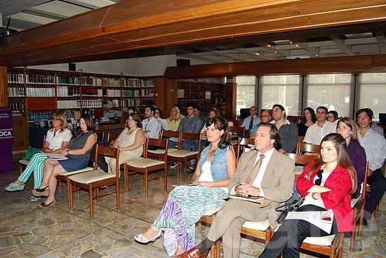 Se realizó el Seminario de Redacción y corrección de textos jurídicos