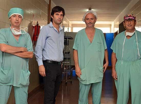 Realizaron dos cirugías de alta complejidad inéditas en el Hospital local