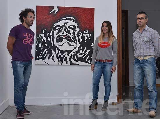 El arte de Rocambole se muestra en el Centro Cultural
