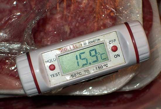 Decomisaron más de 120 kilos de carne en controles sanitarios