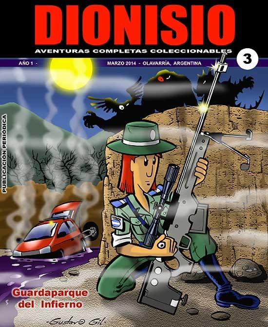 """Lanzan el tercer número de """"Dionisio"""""""