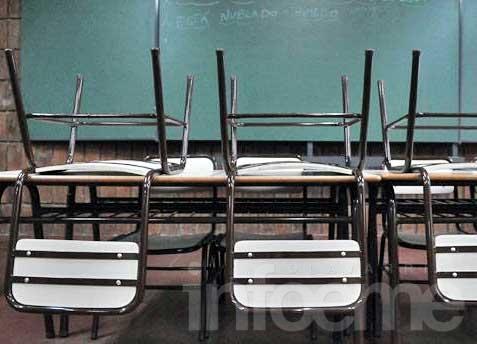 12 días sin clases: Provincia y docentes van a una mediación