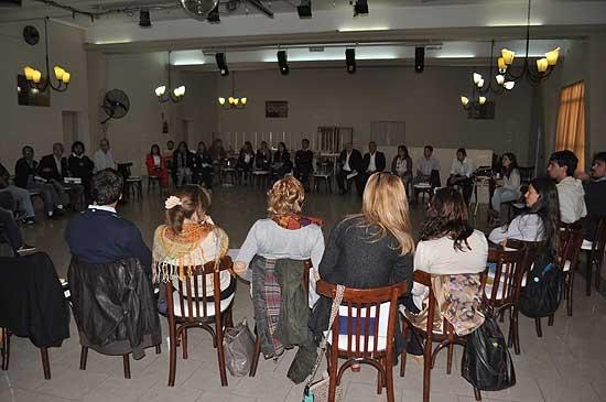 Conectar-Igualdad llevó a cabo reunión de trabajo en la Ciudad