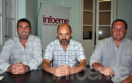 Marcelo Schwindt será candidato a presidente de Ferro