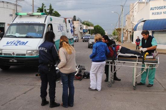 Seguridad vial: se registraron 1764 accidentes en el 2013