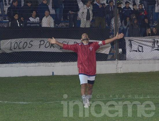 Con un  Mayoz imparable, El Fortín goleó a Estudiantes