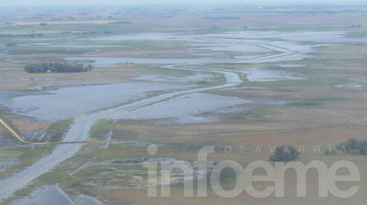 Nación y Provincia anunciaron instalación de alerta para inundaciones y sequías similar al que implementará el Municipio