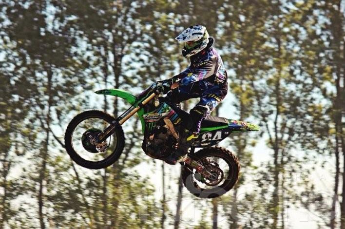 Después de 14 años, el motocross vuelve a pisar Olavarría