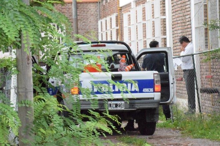 Se rompió el móvil en Corrientes y se demoró la llegada del detenido por droga