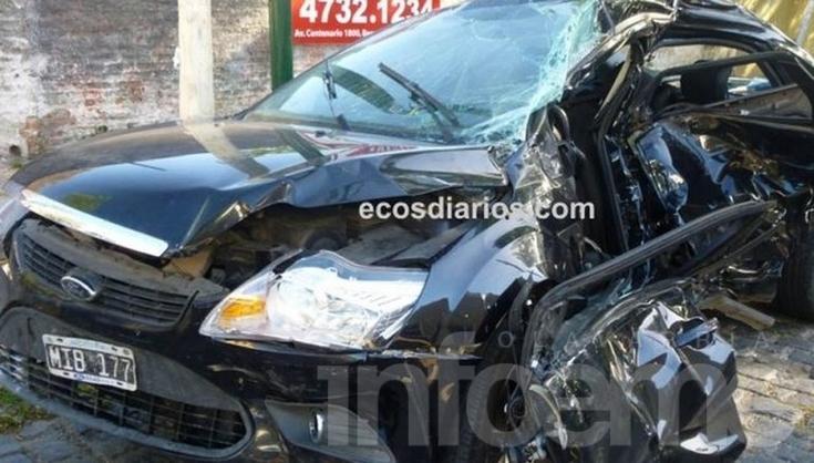 Familiar de la Jueza Germino dio datos sobre el fatal accidente