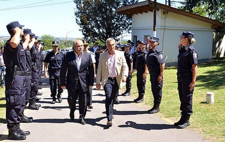 Eseverri envió nota a Granados por el traslado de policías