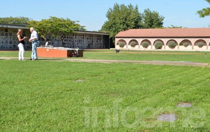 Importantes obras de acondicionamiento en el Cementerio Municipal