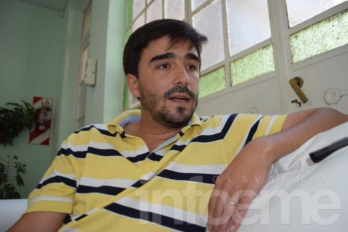 """Ezequiel Galli: """"Parece que hay una zona liberada en la ciudad para el narcotráfico"""""""