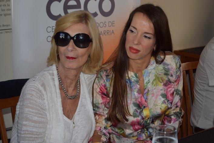 """Tres artistas de lujo en el lanzamiento de """"La mujer justa"""""""